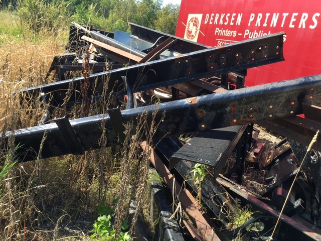 Used frame rails Material various lenghts – Devaly Truck Sales